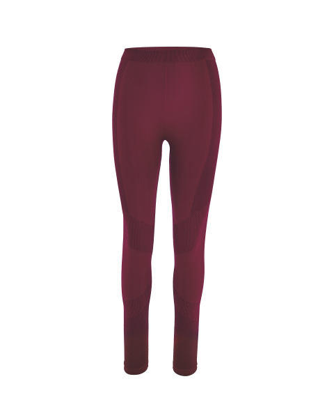 Berry Seamless Base Layer Pants