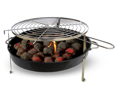 Range Master 18 Tabletop Charcoal Grill