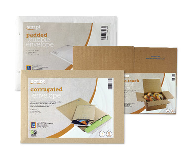 Postal Envelopes and Boxes