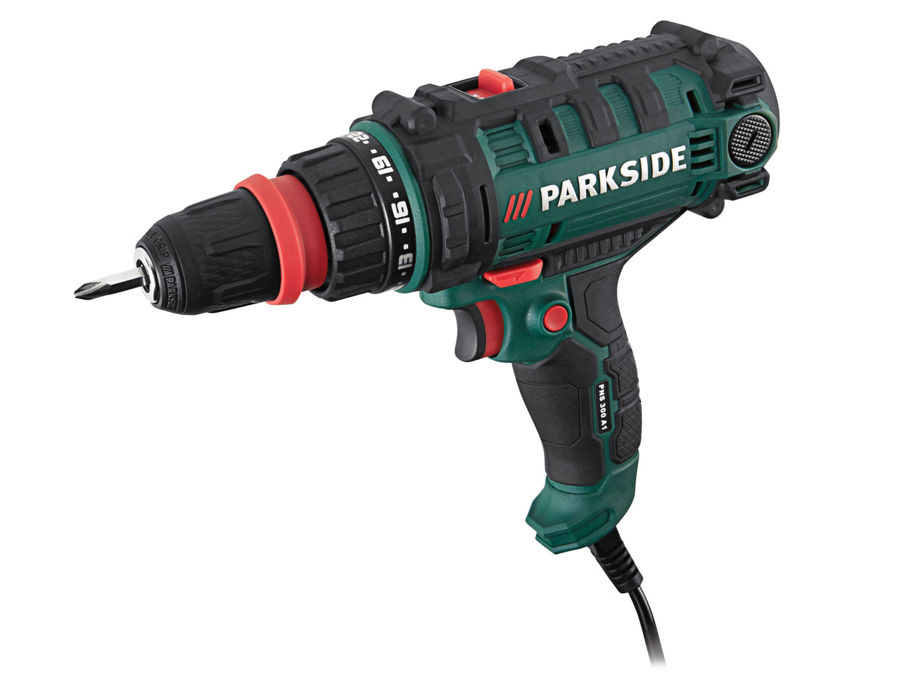 2-Speed Corded Power Drill