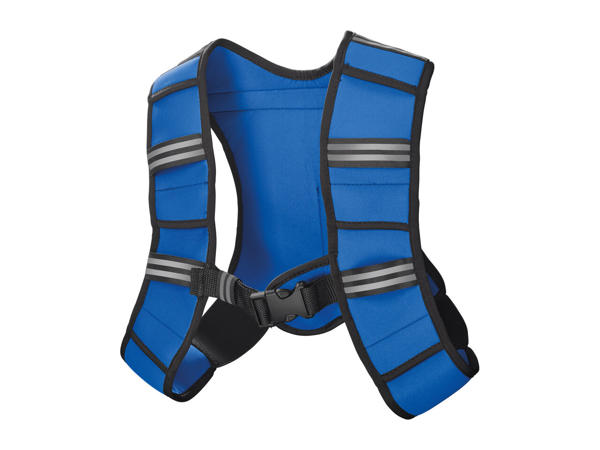 Crivit 4kg Weighted Vest or Exercise Weights Set