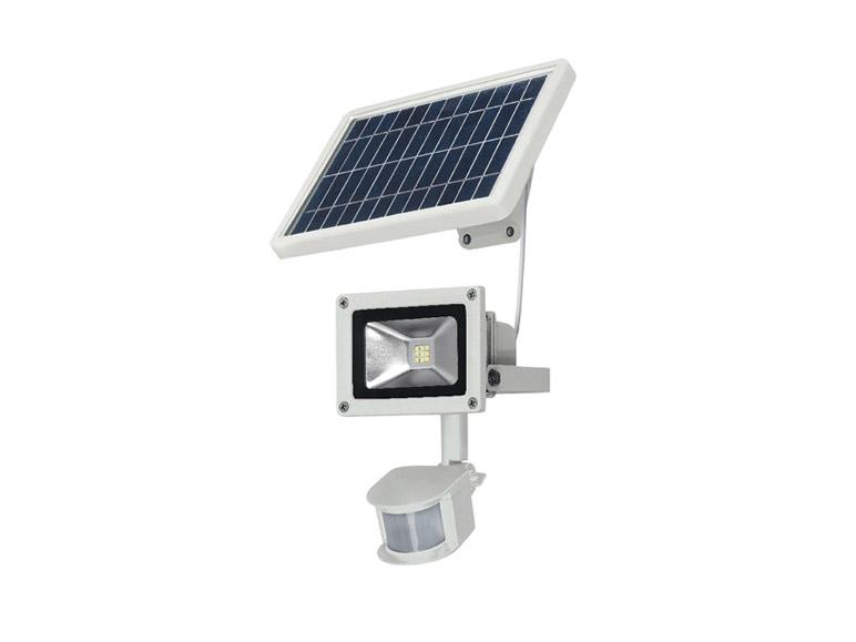 projecteur solaire avec d tecteur de mouvements lidl. Black Bedroom Furniture Sets. Home Design Ideas