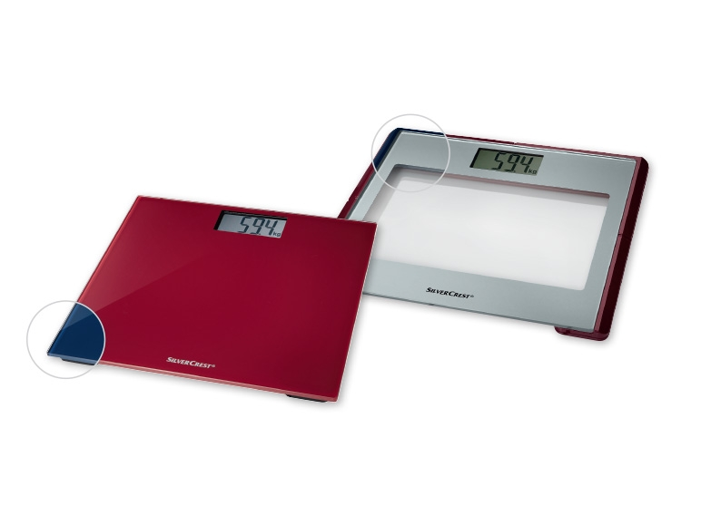 SILVERCREST PERSONAL CARE R  Bathroom Scales. SILVERCREST PERSONAL CARE R  Bathroom Scales   Lidl   Ireland