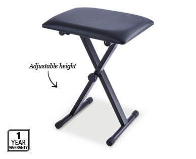 Drum Stool Keyboard Stool Or Keyboard Stand Aldi