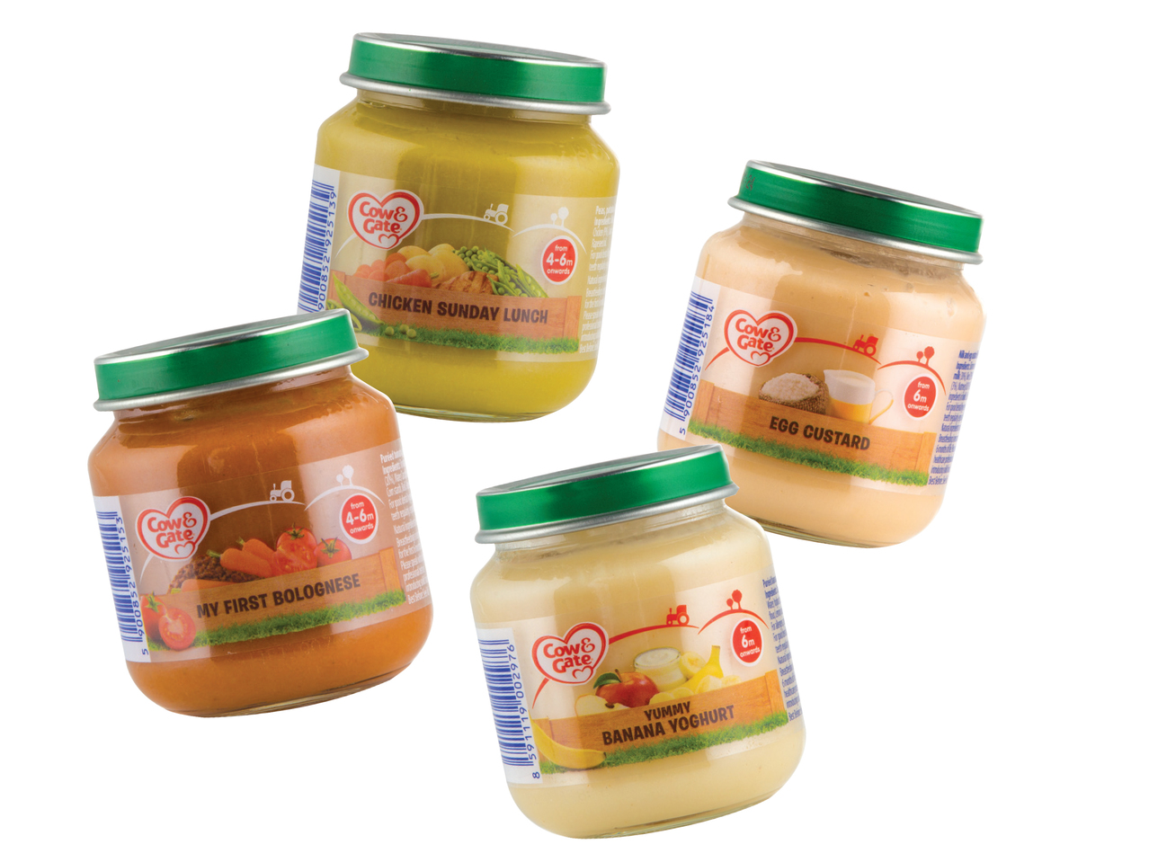 Cow Gate Baby Food Jars Lidl Northern Ireland Specials Archive