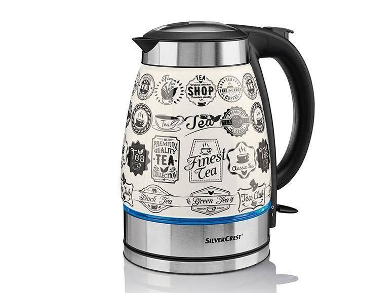 Silvercrest 1 7 litre cordless ceramic electric kitchen - Silvercrest kitchen tools opiniones ...