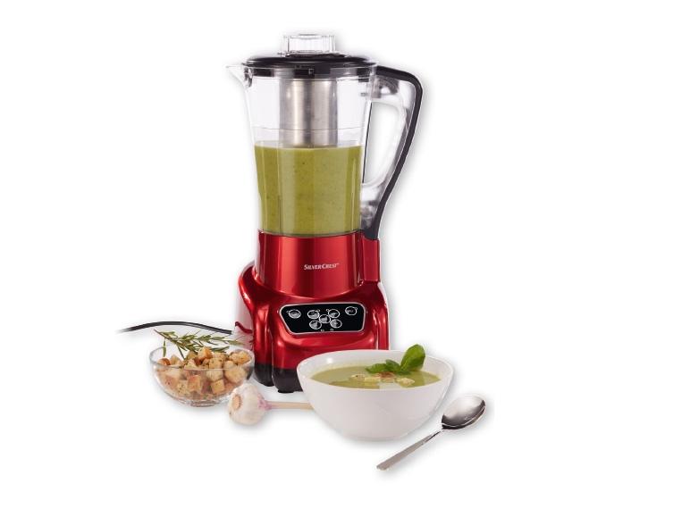 Silvercrest kitchen tools cooking blender soup maker - Silvercrest kitchen tools opiniones ...