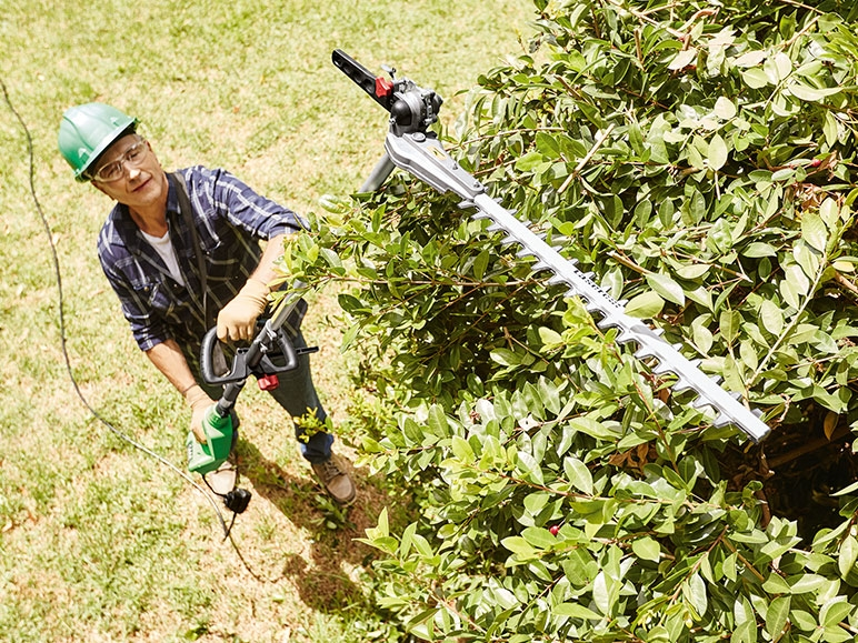 FLORABEST Long Reach Hedge Trimmer