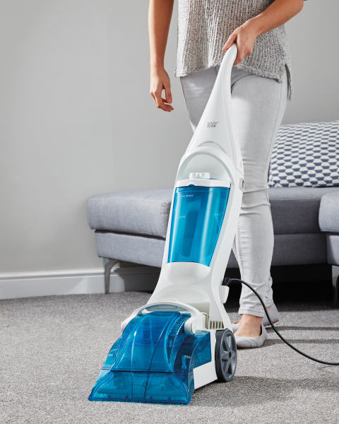 Easy Home Dual Power Carpet Cleaner