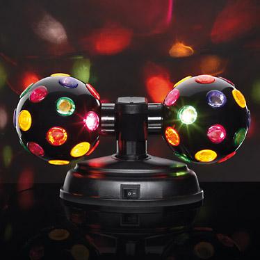 Boule lumiere disco