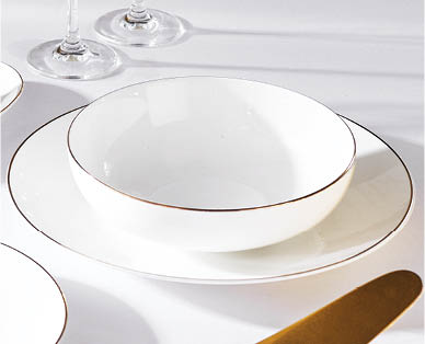 Dinner Set 12pc - Luxe