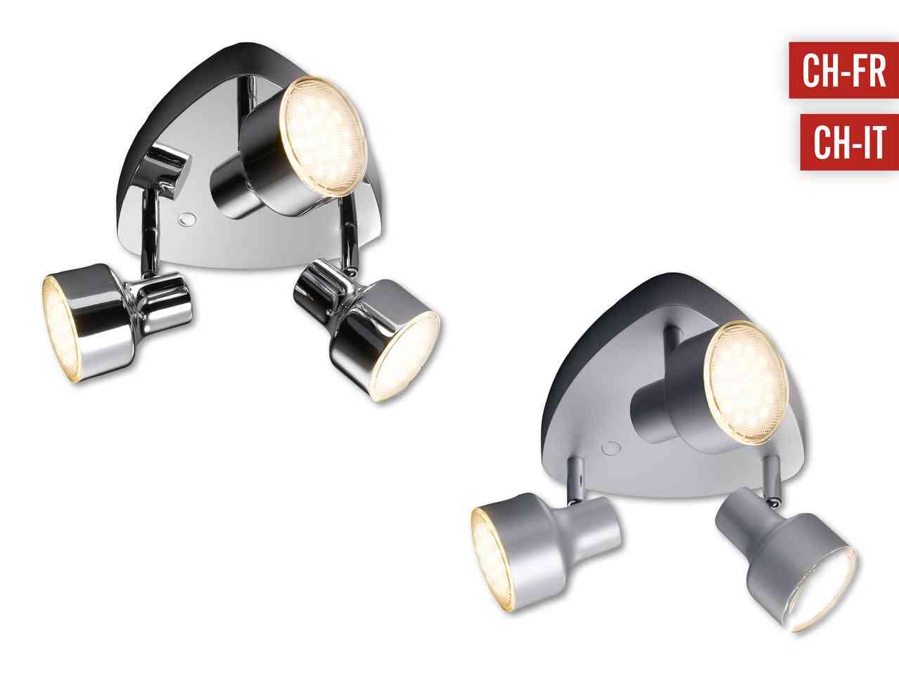 soffitto Lidl LED a da Lampada PX80nwOk