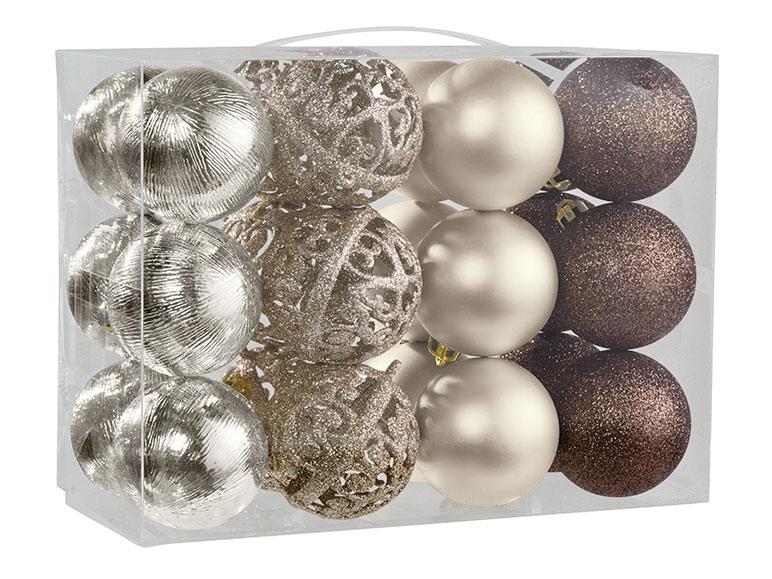melinera christmas tree baubles