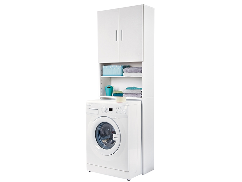 Mobile per lavatrice, bianco - Lidl — Italia - Specials archive