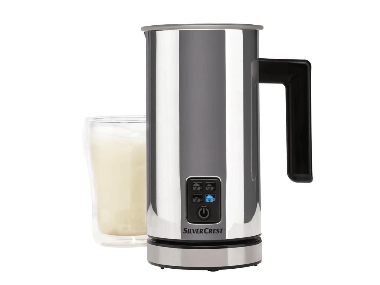 Silvercrest Kitchen Tools Electric Milk Frother Lidl