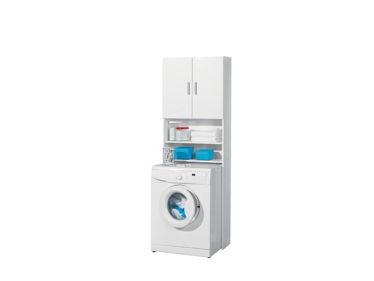 washing machine storage cabinet