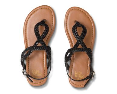 Lily \u0026 Dan Girls' Fashion Sandals