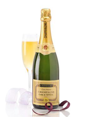 champagner comte de brismand test