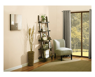 new styles cc6cf b24cc SOHL Furniture Leaning Bookshelf - Aldi — USA - Specials archive