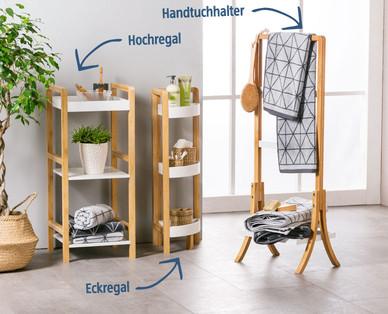 Badezimmermöbel Bambus living style badezimmermöbel bambus - hofer — Österreich - archiv
