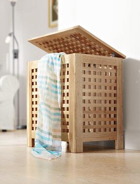 fabriquer un panier a linge en bois choix de l 39 ing nierie sanitaire. Black Bedroom Furniture Sets. Home Design Ideas