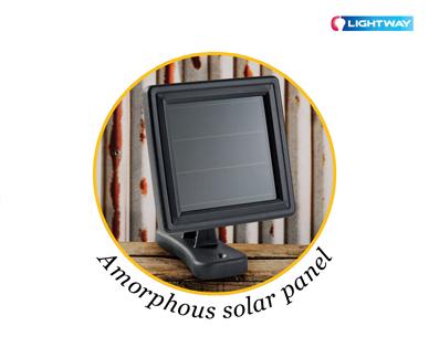 solar shed light with motion sensor aldi australia specials archive. Black Bedroom Furniture Sets. Home Design Ideas