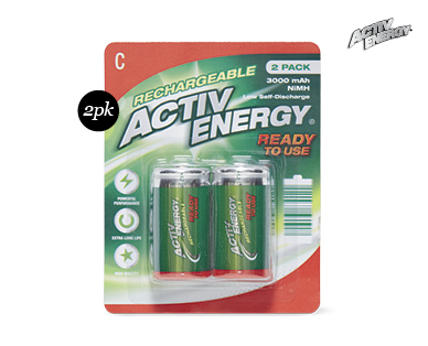 ready to use rechargeable batteries c 2pk d 2pk or 9v. Black Bedroom Furniture Sets. Home Design Ideas