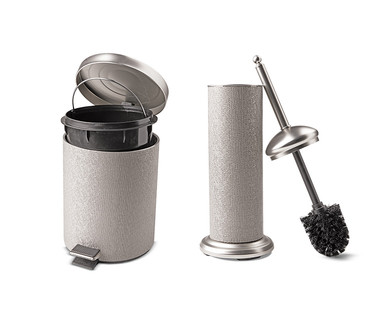 Easy Home Decorative Waste Bin or Toilet Brush