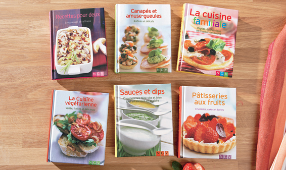 livre de cuisine - lidl — france - archive des offres promotionnelles