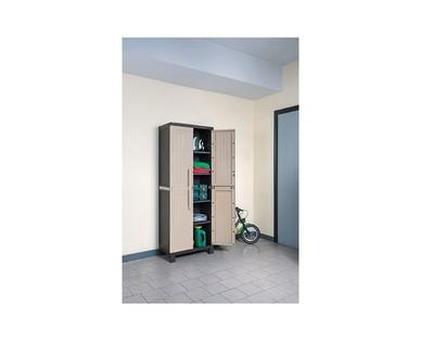 WORKZONE 4-Shelf Tall Cabinet - Aldi — USA - Specials archive