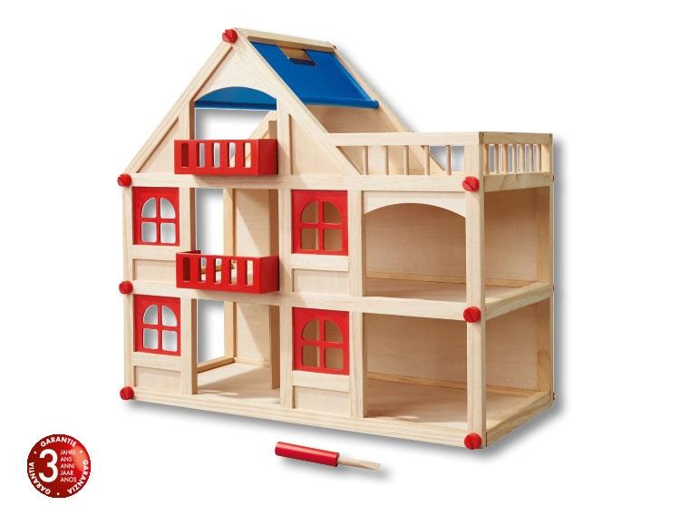 Casa delle bambole lidl svizzera archivio offerte - Casa delle bambole in legno ikea ...