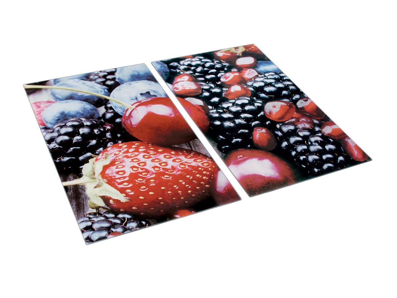 2 couvre plaques de cuisson en verre lidl france archive des offres promotionnelles. Black Bedroom Furniture Sets. Home Design Ideas