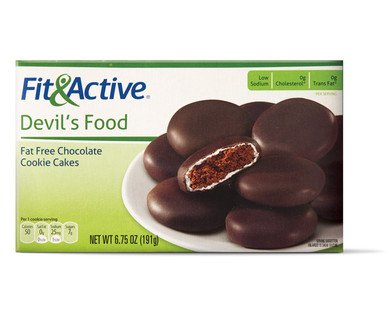 Fit Active Devils Food Cake Cookie Aldi Usa Specials Archive