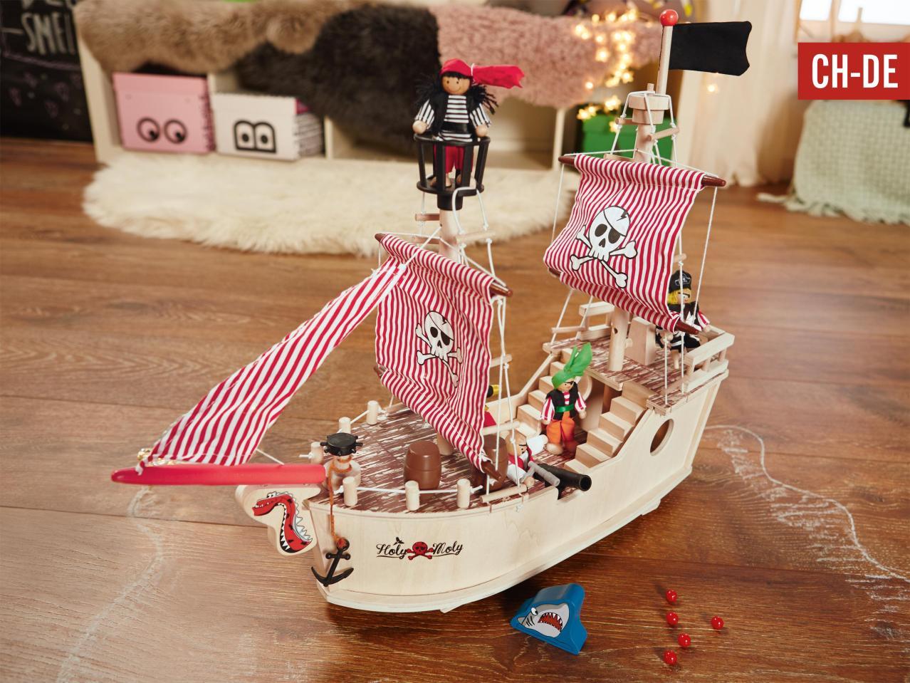 Piratenschiff 18 Teilig Lidl Schweiz Archiv Werbeangebote
