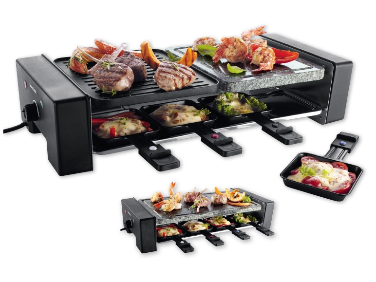 Silvercrest kitchen tools 1 300w hot stone raclette grill - Silvercrest kitchen tools opiniones ...