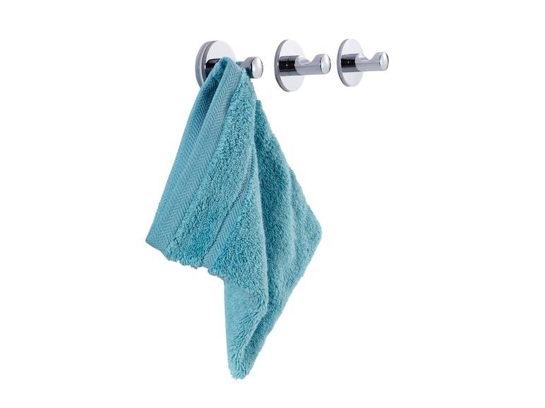 Appendiabiti per porta o ganci per bagno 3 pezzi lidl italia archivio offerte promozionali - Appendiabiti per bagno ...