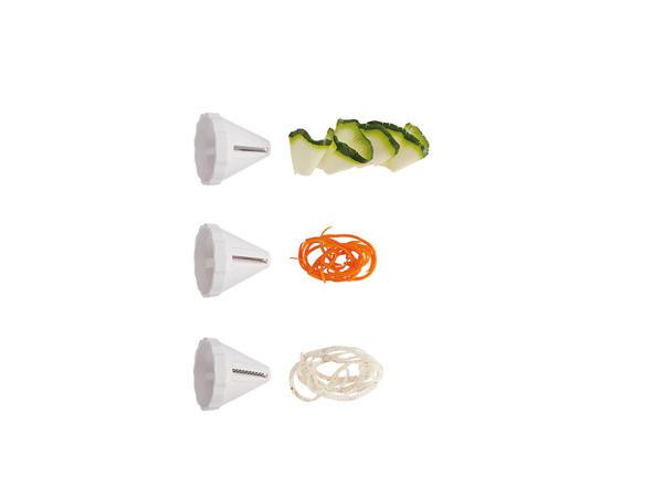 Ernesto Spiral Vegetable Cutter Set1
