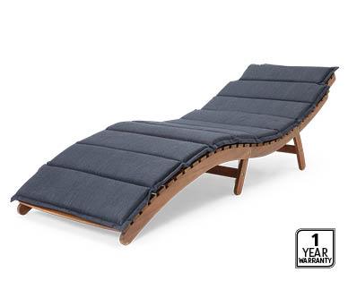 timber sunlounger aldi australia specials archive. Black Bedroom Furniture Sets. Home Design Ideas