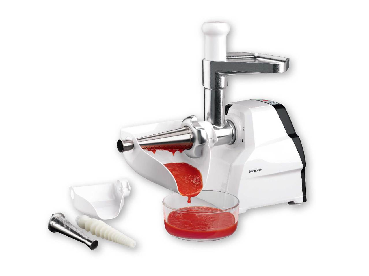Silvercrest kitchen tools 350w electric mincer lidl - Silvercrest kitchen tools opiniones ...