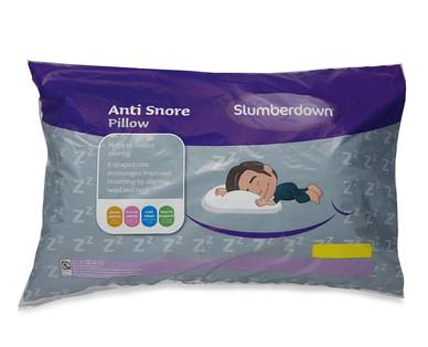 anti snore pillow aldi ireland specials archive. Black Bedroom Furniture Sets. Home Design Ideas