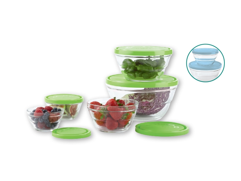 Ernesto Glass Food Storage Containers Lidl Northern Ireland