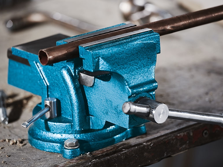 Powerfix Bench Vice Lidl Great Britain Specials Archive