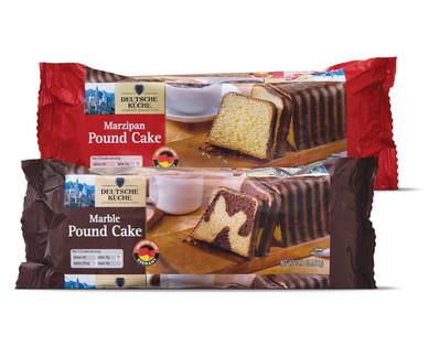 Description For Pound Cake