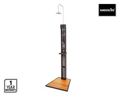 wicker outdoor shower aldi australia specials archive. Black Bedroom Furniture Sets. Home Design Ideas