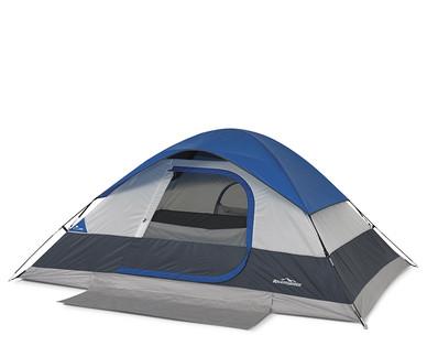 buy popular d1748 60ad3 Adventuridge 4-Person 9' x 7' Dome Tent - Aldi — USA ...