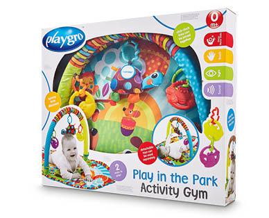 baby park gym