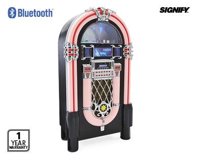 jukebox with bluetooth cd aldi australia specials. Black Bedroom Furniture Sets. Home Design Ideas