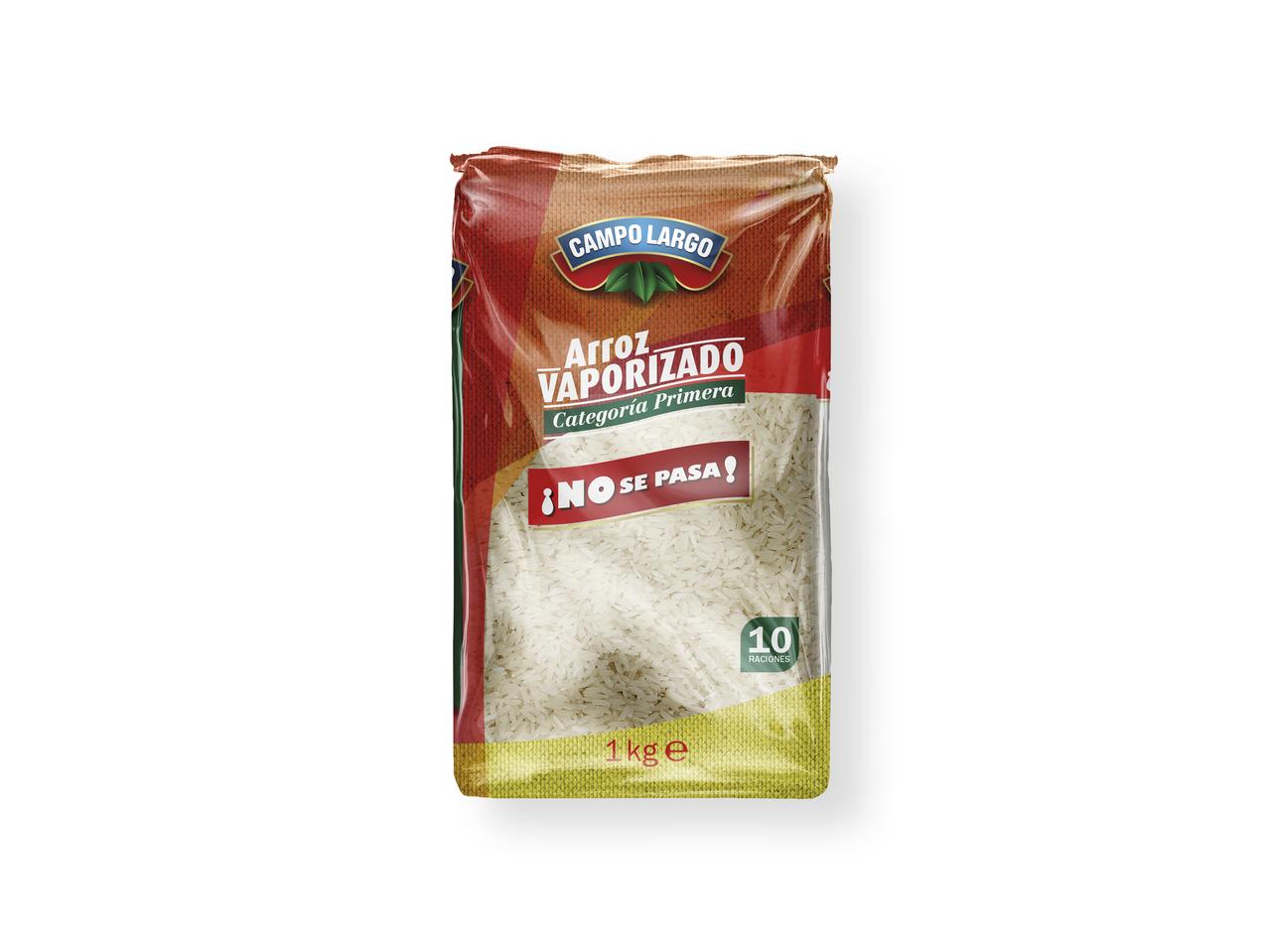 Resultado de imagen de arroz vaporizado campolargo Lidl