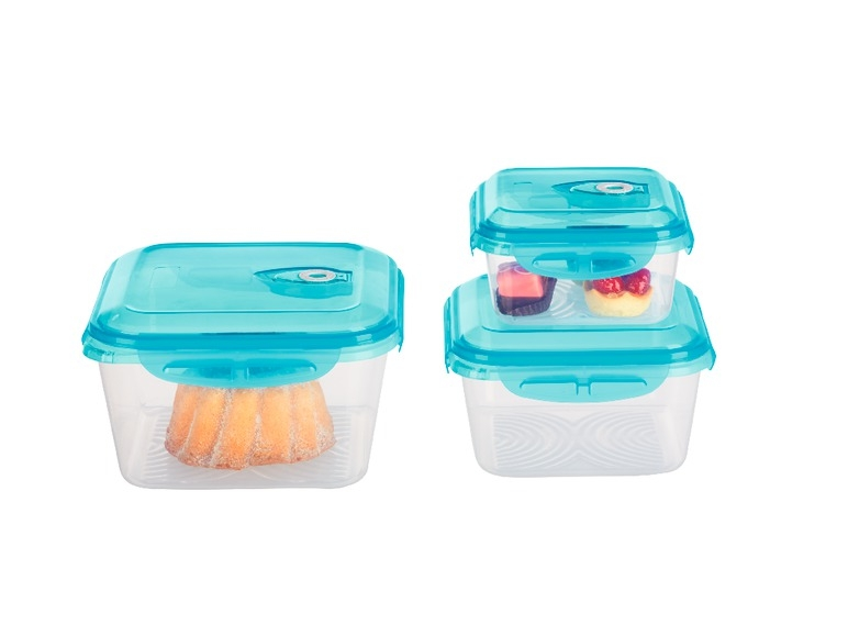 Vacuum Food Storage Containers