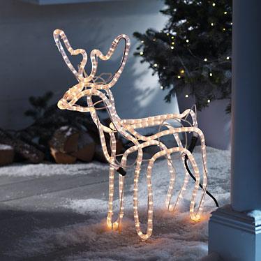 Decoration De Noel Lumineuse